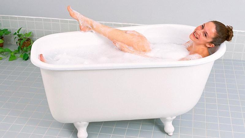 Ванны с содой: как совмещать приятное с полезным