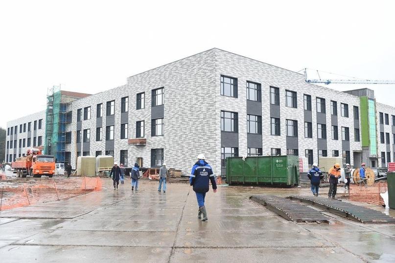 В Набережных Челнах к 1 сентября 2021 года откроется новая полилингвальная школа.