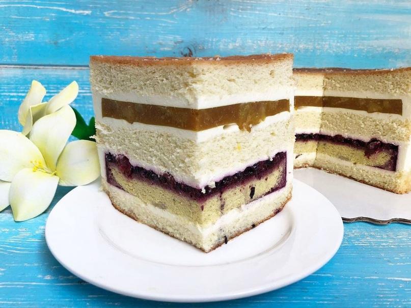 Торт «Фруктово-Ягодный»