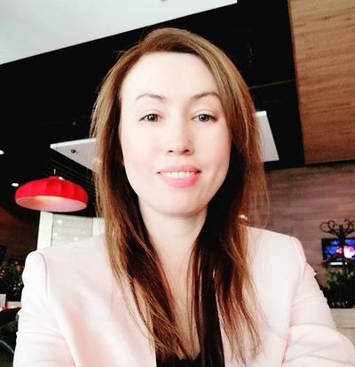 Наталья Юрчук, Киев