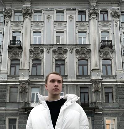 Никита Васин, Москва