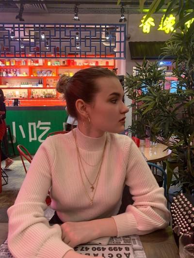 Кристина Маркграф, Москва