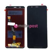 Дисплей для Huawei P Smart в сборе с тачскрином Черный - Ориг (FIG-LX1)