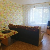 Команата в общежитии. Пермь, ул. Гашкова, д.13