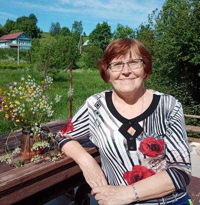 Вера Суханинская, Вологда