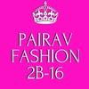 2В-16 Pairav Fashion