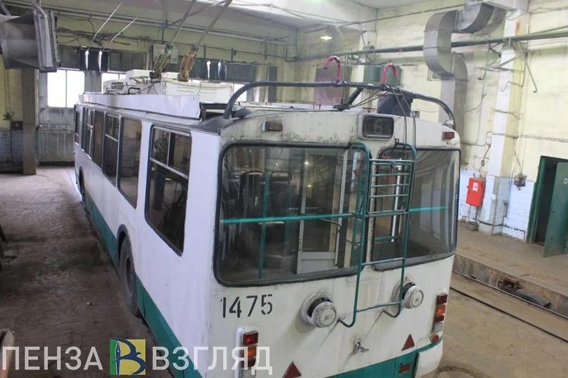 В Пензе временно изменят три троллейбусных маршрута