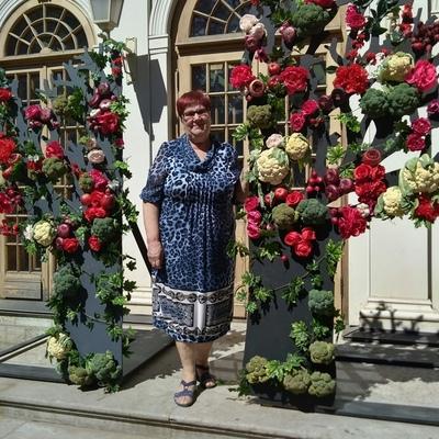 Добрецова Вера, Санкт-Петербург