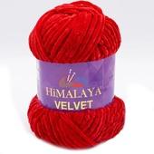 Пряжа Himalaya Velvet цвет 90018