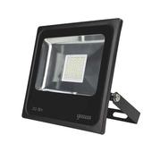 Прожектор светодиодный Gauss LED 20W IP65 6500К черный