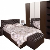 Спальня АМАЛИЯ шоколад