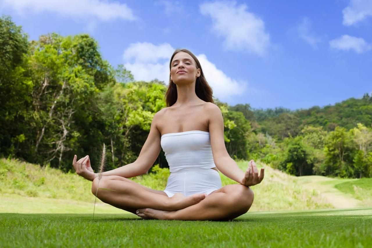 Дыхательная техника «4/7/8» для снятия напряжения и стресса.