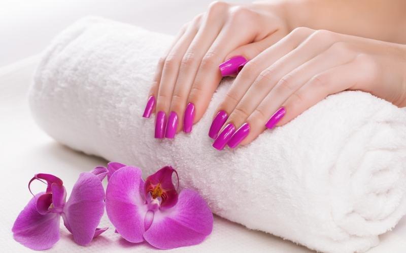 Что выбрать для ногтей: акрил или гель, шеллак или биогель?