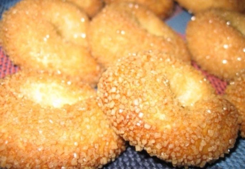 Рецепты домашнего печенья.