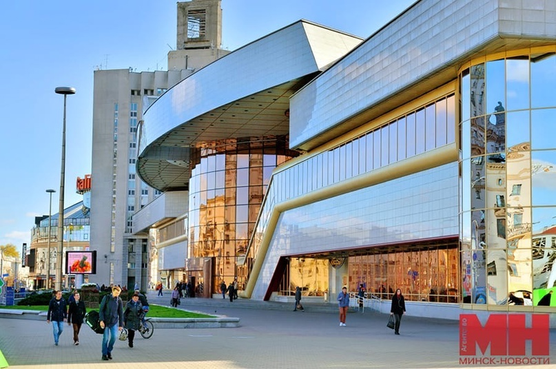 На Привокзальной площади в Минске появится умная остановка