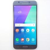 Samsung Galaxy J7 V J727 silver  Б/У из США