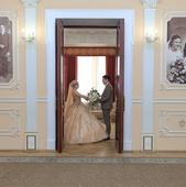 Съемка регистрации бракосочетания
