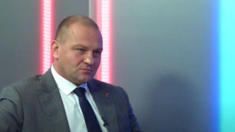 Сергей Салмин признался, что перейти в мэрию Оренбурга ему предложил губернатор