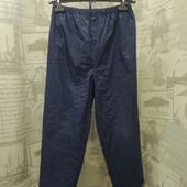 (О835)Дождевик штаны, размер XS