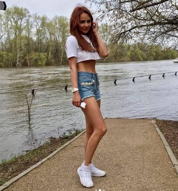 Певица МакSим похудела на 10 килограммов
