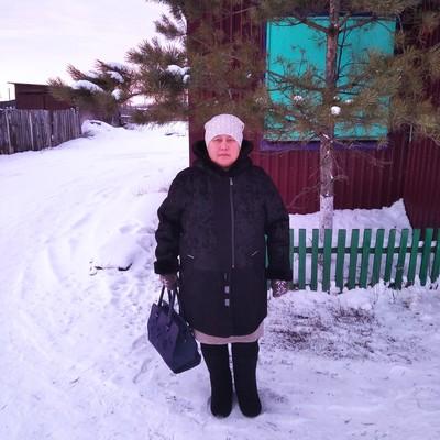 Старовойтова Галина, Новосибирск