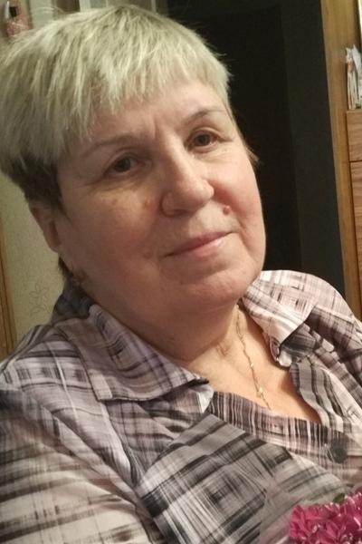 Валентина Воропановасоболева
