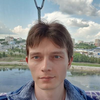 Александр Клубничкин