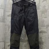 (О863)Мотоштаны текстильные, размер S