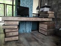 Письменный стол «Стопка Книг»