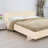 Кровать КР-17 с заглушкой