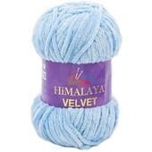 Пряжа Himalaya Velvet цвет 90006