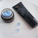 dear klairs midnight blue calming cream глубокоувлажняющий ночной крем для лица (30 мл)