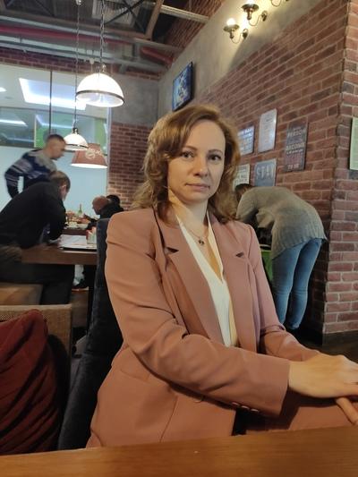 Юлия Фёдорова, Санкт-Петербург