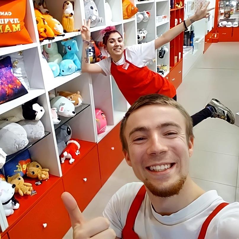 Разыскивается супер Консультант по подаркам в дружную семью магазина «Другие под...