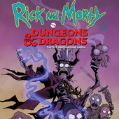 Рик и Морти vs D&D. Часть 2: Заброшенные Дайсы