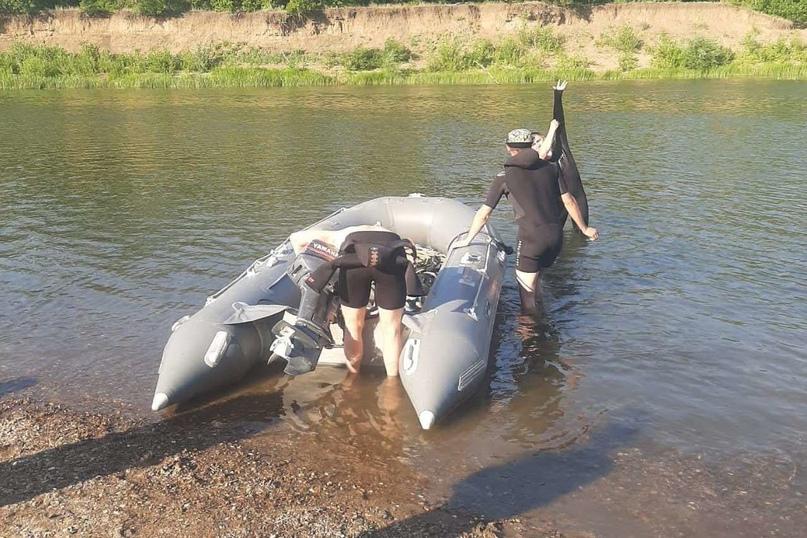 На Урале под Оренбургом утонул молодой мужчина