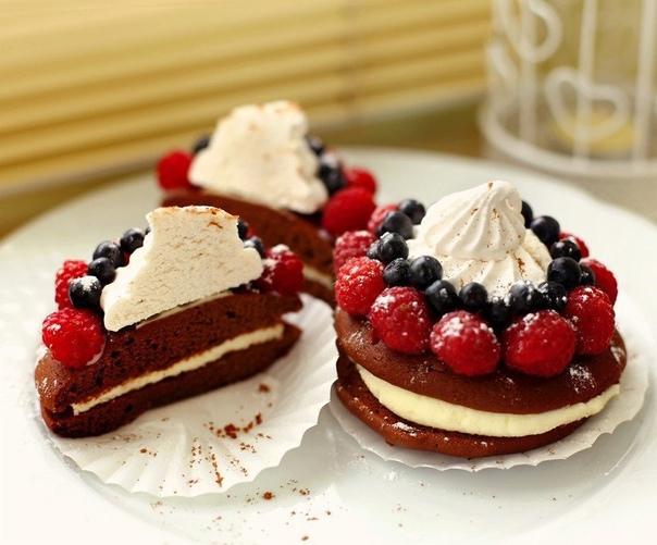 Бисквитное пирожное «Вупи»