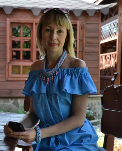 Олеся Степанова, Санкт-Петербург