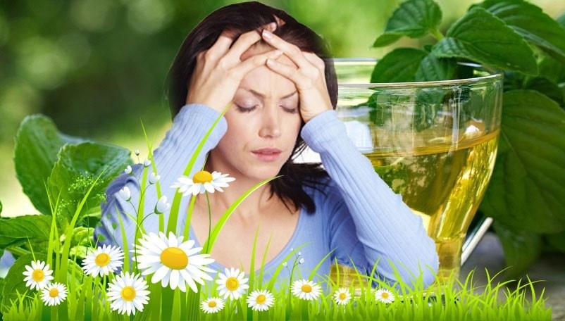 Как справиться с мигренью народными средствами? Какие продукты вызывают головную...