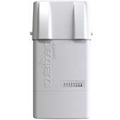 Точка доступа mikrotik RB912UAG-2HPnD-OUT(BaseBox) с дипольными антеннами
