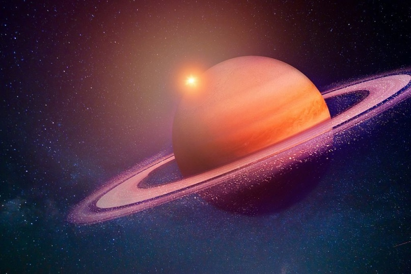 Сатурн — медленный, но всегда рядом