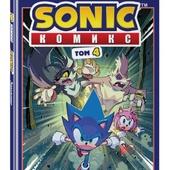 Комикс Sonic the Hedgehog. Том 4: Заражение. Перевод от Diamond Dust и Сыендука