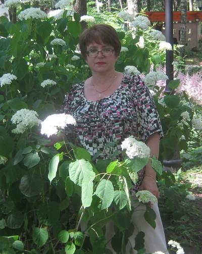 Ольга Горшкова, Москва