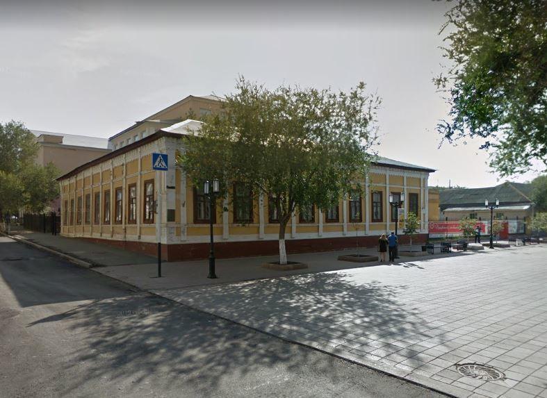 На реставрацию 200-летнего здания в центре Оренбурга потратят 20 млн