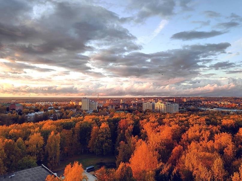 Синоптик пообещал долгое бабье лето и золотую осень в Московском регионе в 2021 году