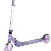 Самокат ТТ Comfort 125R 2021 фиолетовый
