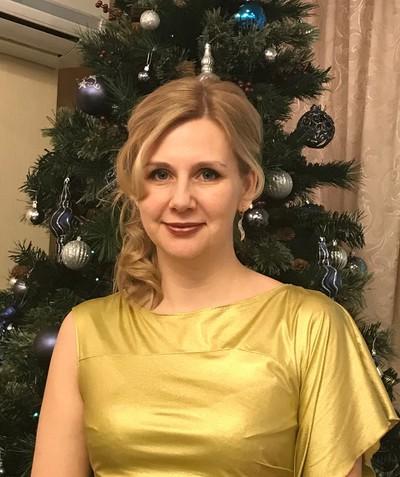 Марина Щербакова, Москва