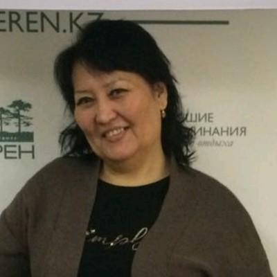 Роза Джуаспаева, Нур-Султан / Астана
