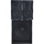 XLine BETA-18SA+2xBETA10 Активный акустический комплект