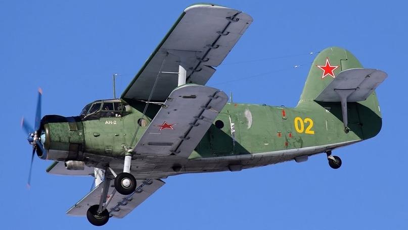 В Саратовской области потерпел крушение легкомоторный самолет